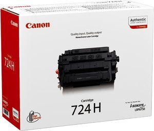 Картридж Canon 724H Black/Черный (3482B002)