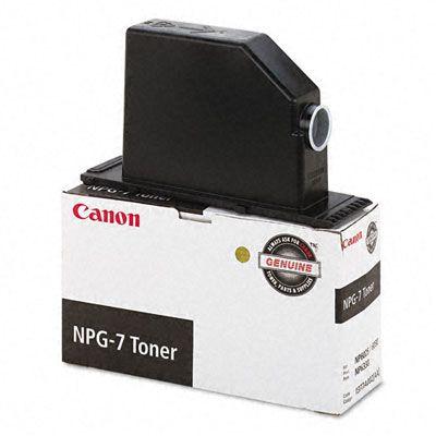 Тонер Canon G7 Black/Черный (1377A003)