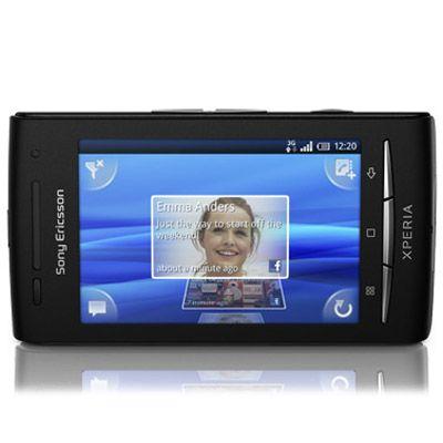 Смартфон, Sony Ericsson Xperia X8 Black E15iBLK