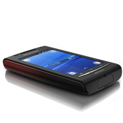 ��������, Sony Ericsson Xperia X8 Black Red E15iBLK_Red
