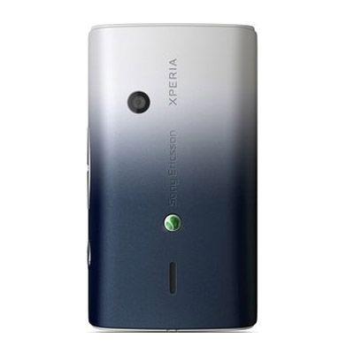 Смартфон, Sony Ericsson Xperia X8 Dark Blue E15iBlue
