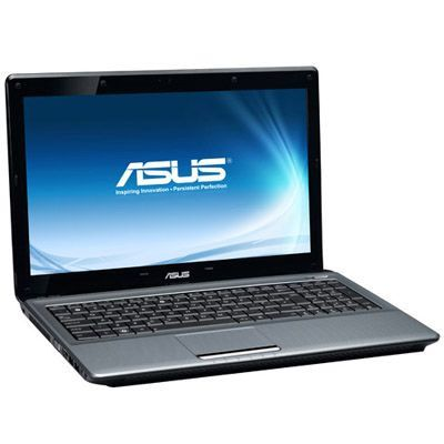 Ноутбук ASUS K52Jt i5-480M Windows 7 (Black)