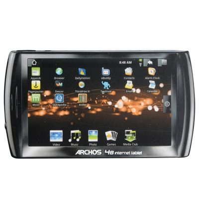 Планшет Archos 48 Internet Tablet 500Gb