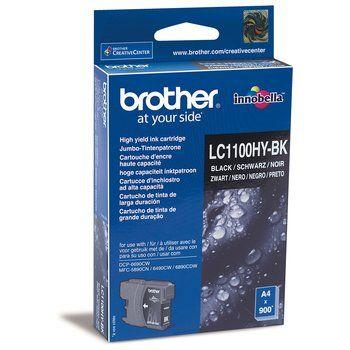 ��������� �������� Brother �������� Brother LC1100_HYBK ������ (Black), 900 ���. LC1100HYBK