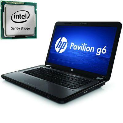 Ноутбук HP Pavilion g6-1058er LW072EA