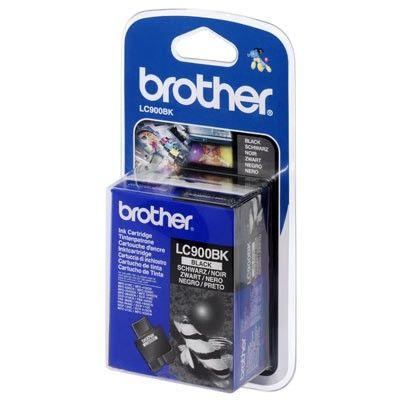 Картридж Brother Black/Черный (LC900BK)
