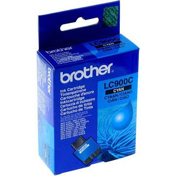 ��������� �������� Brother �������� Cyan, 400 ���. LC900C