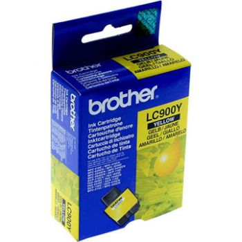 ��������� �������� Brother �������� brother Yellow, 400 ���. LC900Y