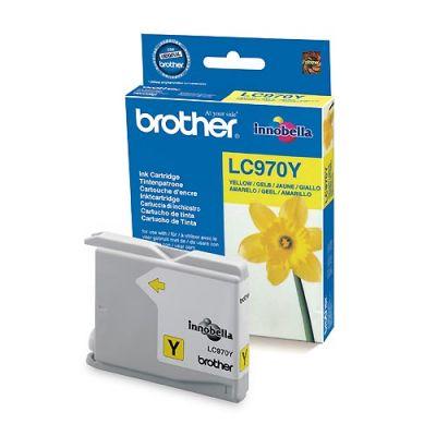 Картридж Brother Yellow/Желтый (LC970Y)