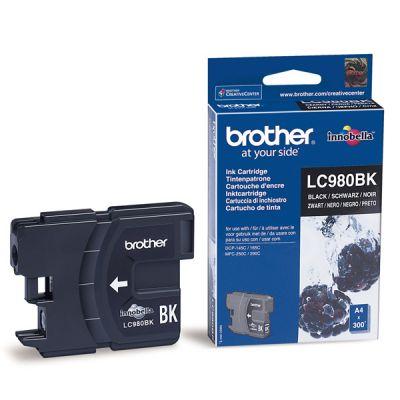 ��������� �������� Brother �������� (Black), 300 ���. LC980BK