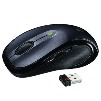 Мышь беспроводная Logitech M510 Black 910-001826