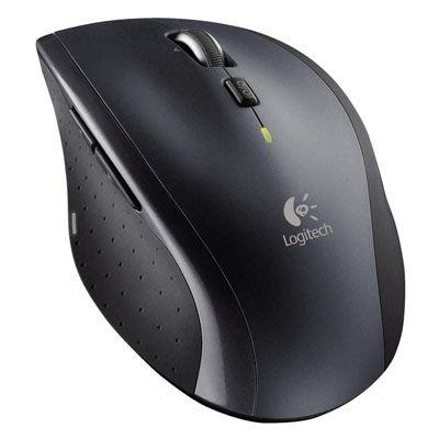 Мышь беспроводная Logitech M705 Black 910-001950, 910-001949