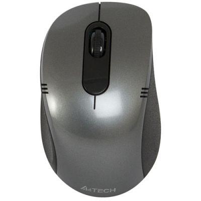 Мышь беспроводная A4Tech USB (Iron Grey) G9-630-2