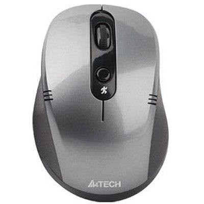 Мышь беспроводная A4Tech G9-250-2 USB Grey