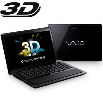 Ноутбук Sony VAIO VPC-F21Z1R/BI