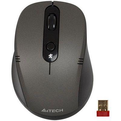 Мышь беспроводная A4Tech G9-640-2 USB Gray