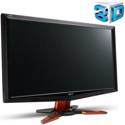 Монитор Acer GN245HQbmid ET.UG5HE.016