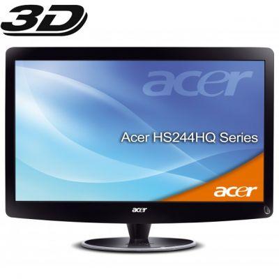 Монитор Acer HS244HQbmii ET.UH4HE.005