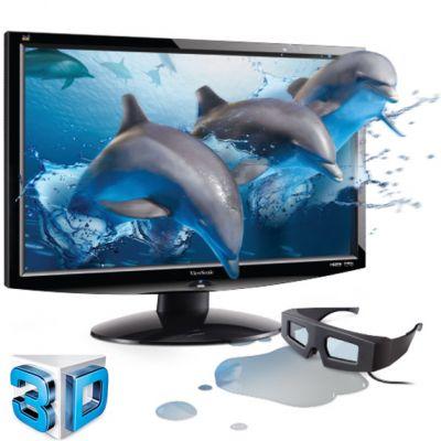 Монитор ViewSonic V3D241wm-LED VS13189