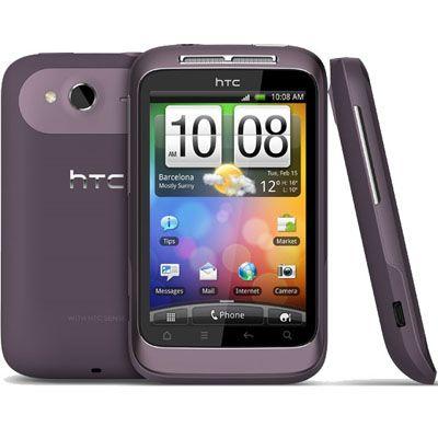 Смартфон, HTC Wildfire S Purple