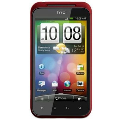 ��������, HTC Incredible S Red