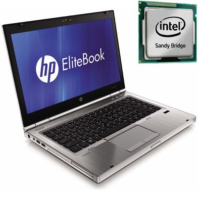 ������� HP EliteBook 8460p LG740EA