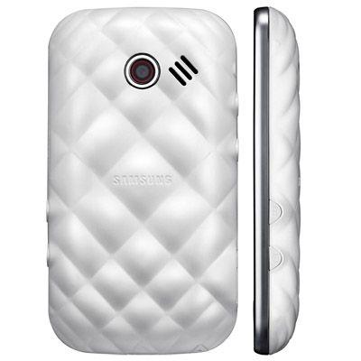Смартфон, Samsung GT-S7070 La Fleur White
