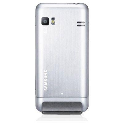 Смартфон, Samsung GT-S7230 Wave 723 White