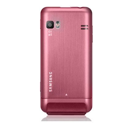 Смартфон, Samsung GT-S7230 Wave 723 Garnet Red