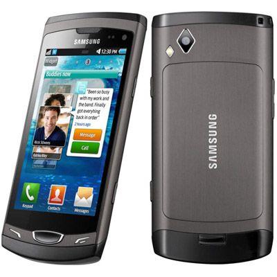 Смартфон, Samsung GT-S8530 Wave II Black