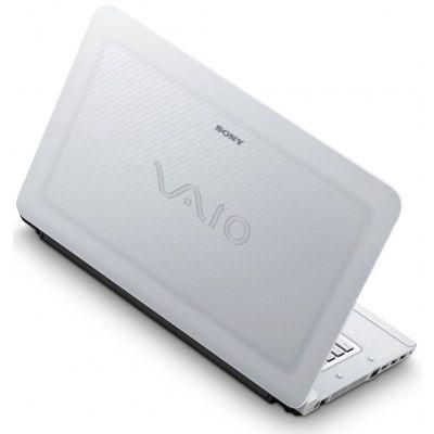 Ноутбук Sony VAIO VPC-CA1S1R/W