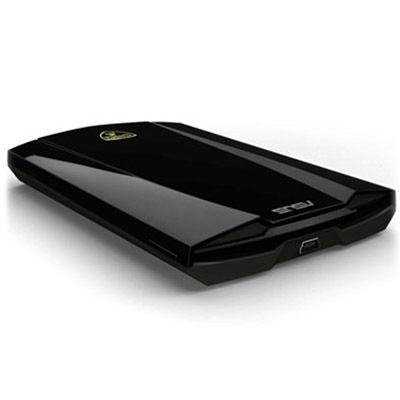"������� ������� ���� ASUS Lamborghini 2.5"" 500Gb USB 2.0 Black 90-XB2500HD00050-"