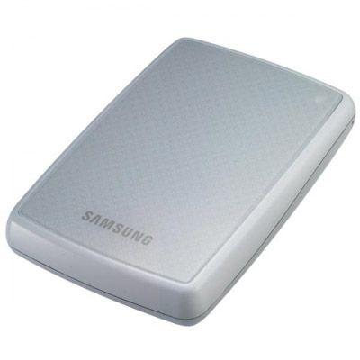 "������� ������� ���� Samsung S2 Portable 2.5"" 500Gb USB 2.0 Snow White HXMU050DA/E32/G32"