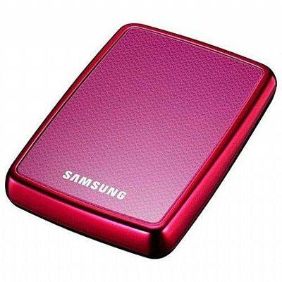 """������� ������� ���� Samsung S2 Portable 2.5"""" 500Gb USB 2.0 Sweet Pink HXMU050DA/E72/G72"""