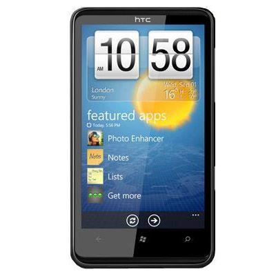 Смартфон, HTC HD7
