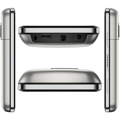 Смартфон, Nokia C6-01.3 Silver