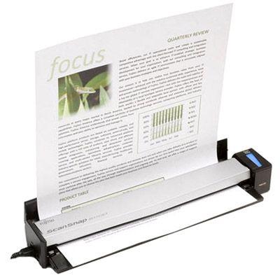 Сканер Fujitsu ScanSnap S1100 PA03610-B001