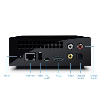 Медиаплеер LaCie LaCinema Classic HD Media Player 2000Gb USB 2.0 301865EK