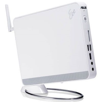 Неттоп ASUS Eee Box EB1007-W003l Windows 7 White