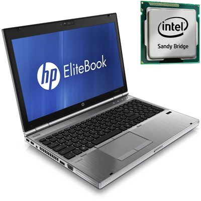 Ноутбук HP EliteBook 8560p LQ589AW