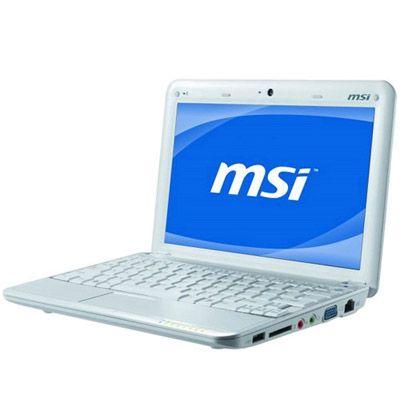 Ноутбук MSI Wind U135DX-2677 White