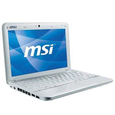 ������� MSI Wind U135DX-2677 White