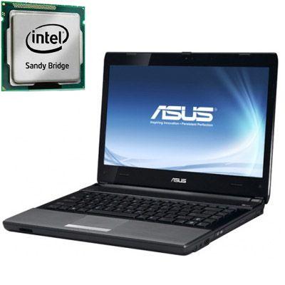 Ноутбук ASUS U41Sv i5-2410M Windows 7 (Black) 90N4JA444W1445VD73AY