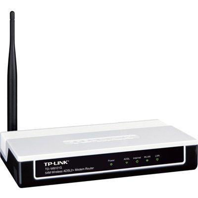 Wi-Fi роутер TP-Link TD-W8101G 54Mbps ADSL2+