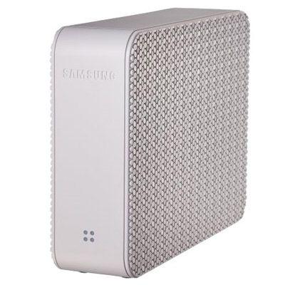 "Внешний жесткий диск Samsung G3 Station 3.5"" 1000Gb USB 2.0 Silver White HX-DU010EC/AW2"