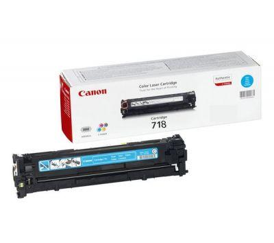 ��������� �������� Canon clbp cartridge 718 C eur 2661B002
