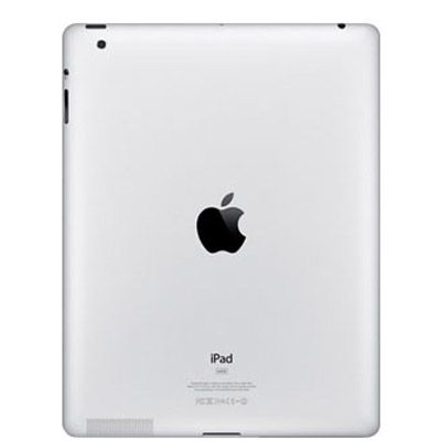 Планшет Apple iPad 2 Wi-Fi 16Gb White MC979RS/A