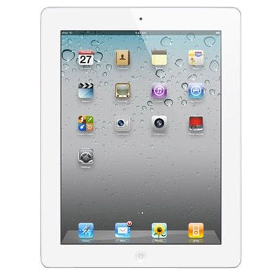 Планшет Apple iPad 2 Wi-Fi 32Gb White MC980