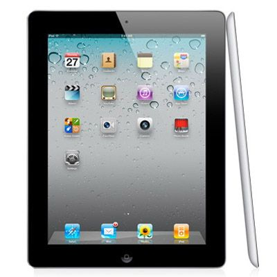 Планшет Apple iPad 2 Wi-Fi 32Gb Black MC770