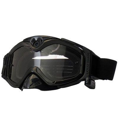 Liquid Image Виброустойчивая видео-маска LIC365BLK Impact Series Offroad Goggle Cam (Black) Hydro
